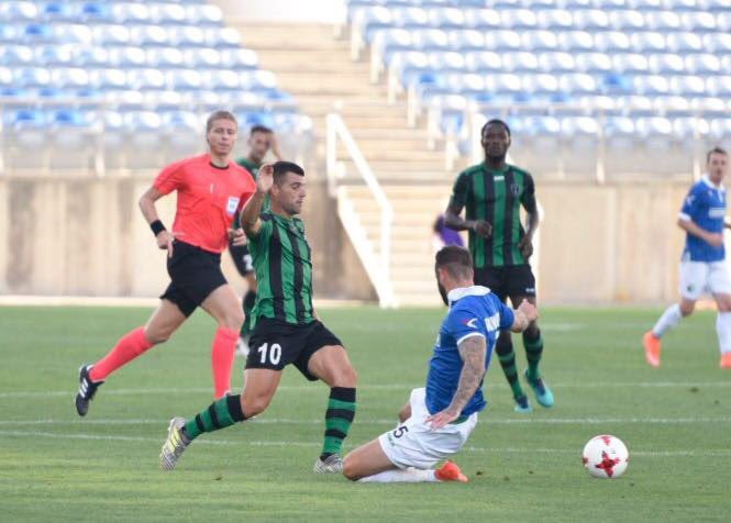 Greens see red as Europa knocked out in extra time
